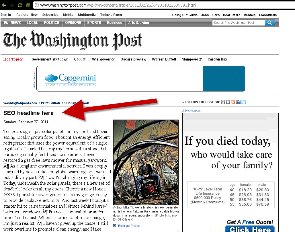 Wapo SEO